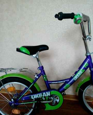 велосипед,Novatrack 16, Урбан