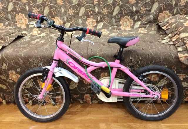 Велосипед из Испании для детей от 4 лет