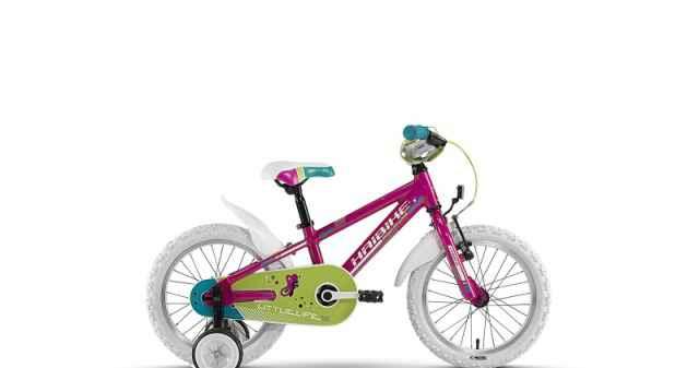Детский велосипед Haibike Little Лайф 16 (2015)