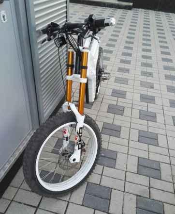Электровелосипед на продажу