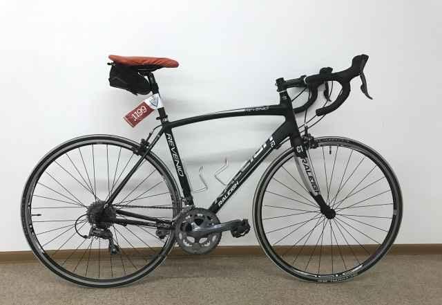 Шоссейный велосипед raleigh Revenio1 рамы:54;56см