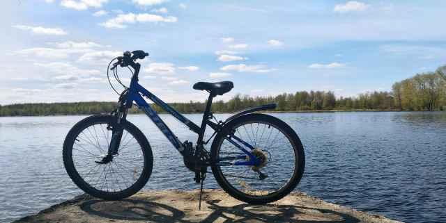 Велосипед Стелс Навигатор 450 - Фото #1