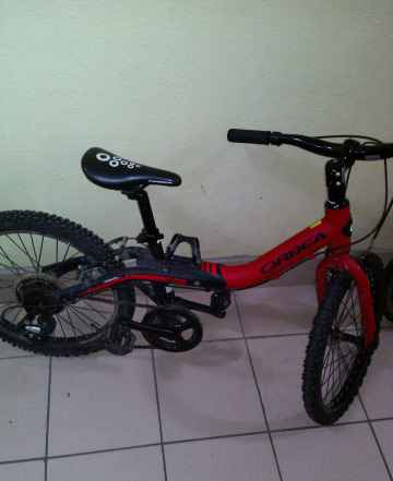 детский велосипед orbea Grow 2