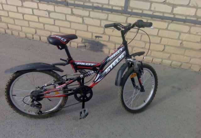 Велосипед Стелс Пилот 260 (2016)