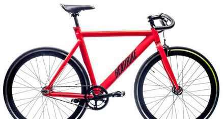 Велосипед Bear Байк Armata Red