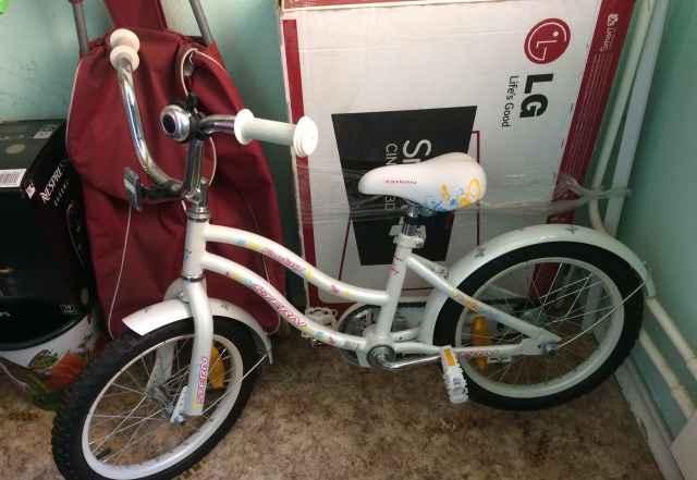 Велосипед для девочки Stern