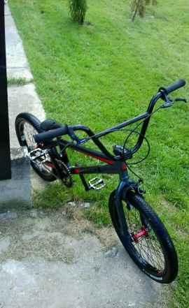 Трюковой велосипед bmx СтритdirtПарк