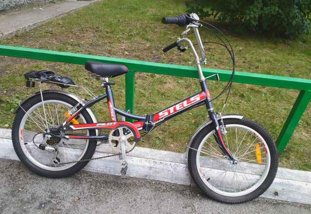 Велосипед для подростков Стелс