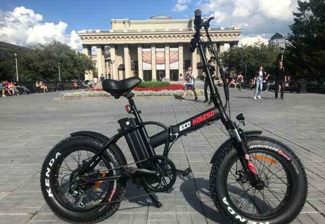 Электровелосипед новый