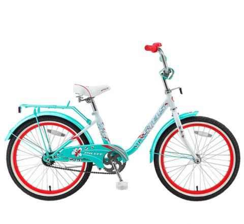 Велосипед детский Стелс Пилот 200 Lady 2017