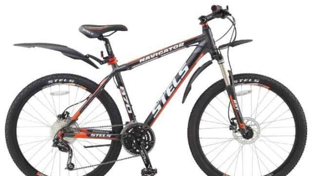 велосипед Стелс Навигатор 870D