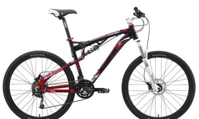 Велосипед stark voxter XC
