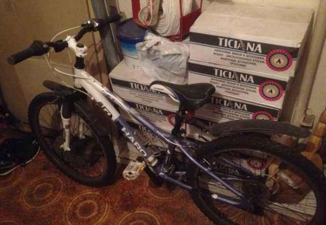 Harо, горный велосипед