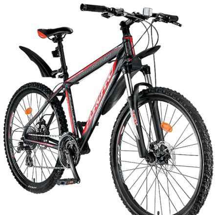 Велосипед Форвард Apache 2.0 disc