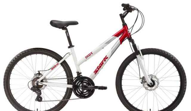 Горный велосипед Stark Lady disk (2010)