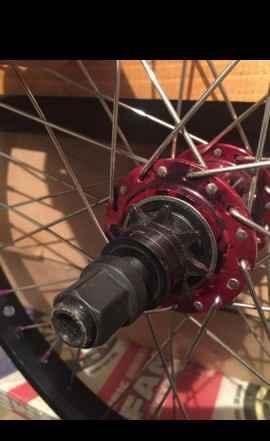 BMX Втулка Шадов Раптор Freecoaster LHD
