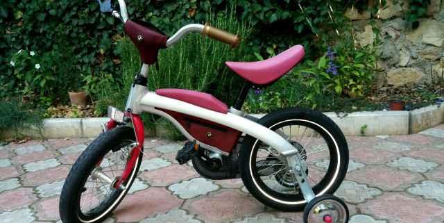 Беговел - велосипед БМВ Kidsbike Б/У