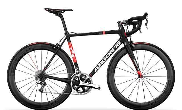 Топовый шоссейный велосипед Argon 18 Gallium PRO