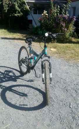 Горный велосипед Kelt
