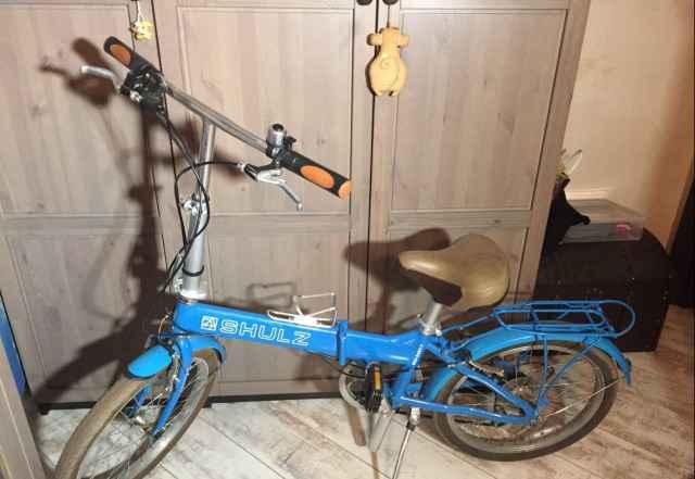 Велосипед Shulz Goa 7