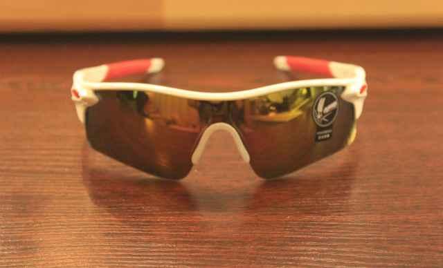 Солнцезащитные вело очки