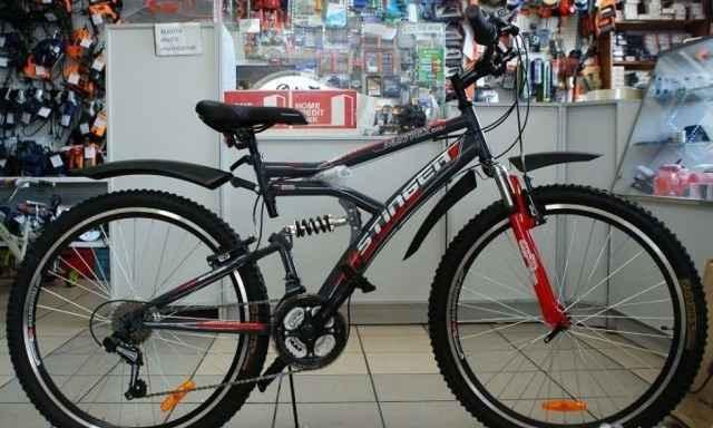 Велосипед Стингер Матрикс sx100