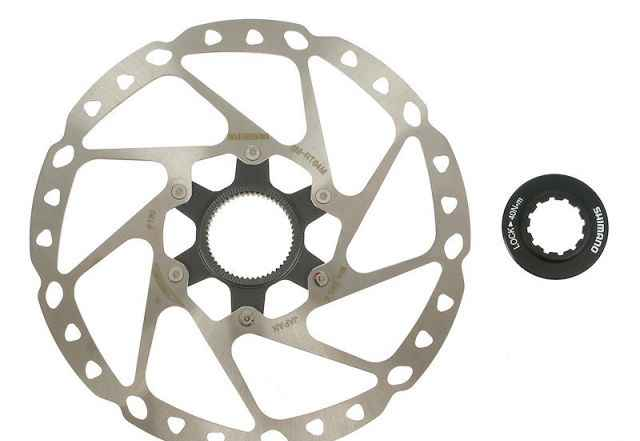 Shimano СЛХ SM-RT64 180мм тормозной диск