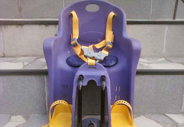 Детское кресло универсальное,велокресло на раму