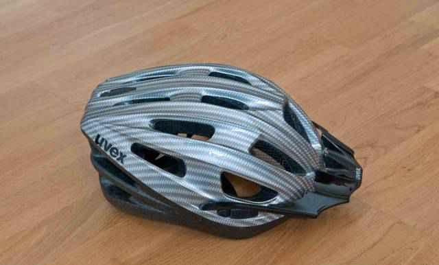 Шлем велосипедный Uvex б/у