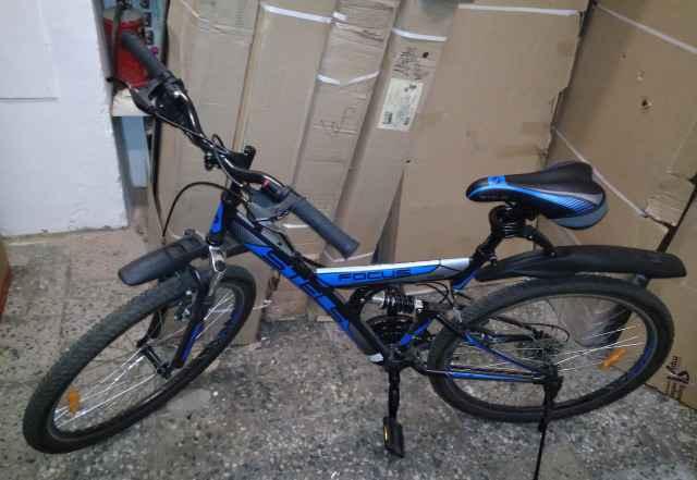 Велосипед Стелс Фокус V 18 Sp 26 (2016)