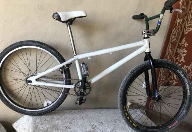 BMX haro zx 24