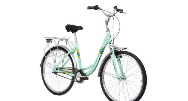 Городской велосипед Corto CB126