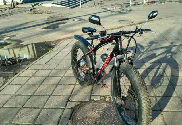 Электровелосипед Ягуар Cavaler 500w