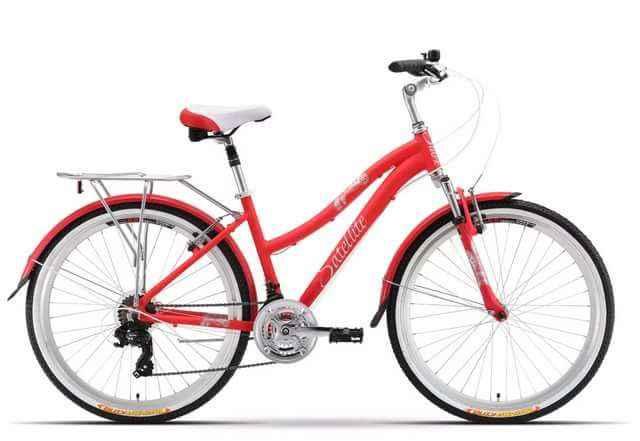 Женский горный велосипед Stark Satellite Lady 2016