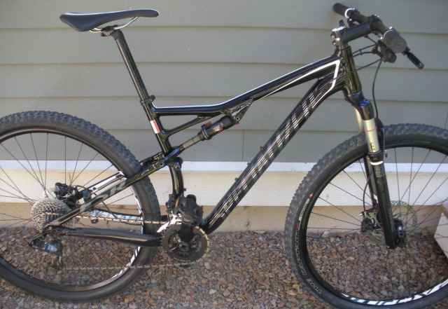Велосипед Specialized Epic Comp 2014