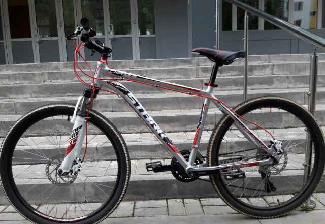 велосипед Велосипед Stark cheaser hd, 2015