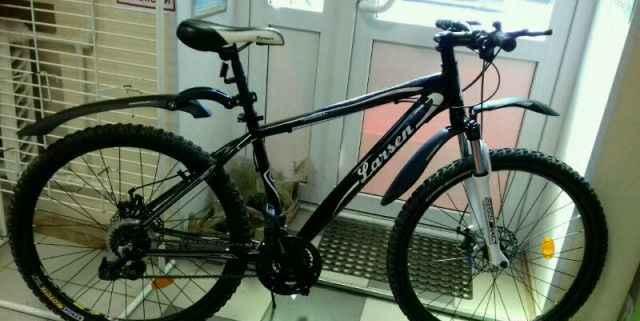 Велосипед горный Larsen Avangard 2.0 диск. торм