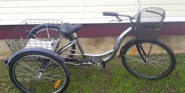 Велосипед взрослый 3-х колесный Стелс Energy