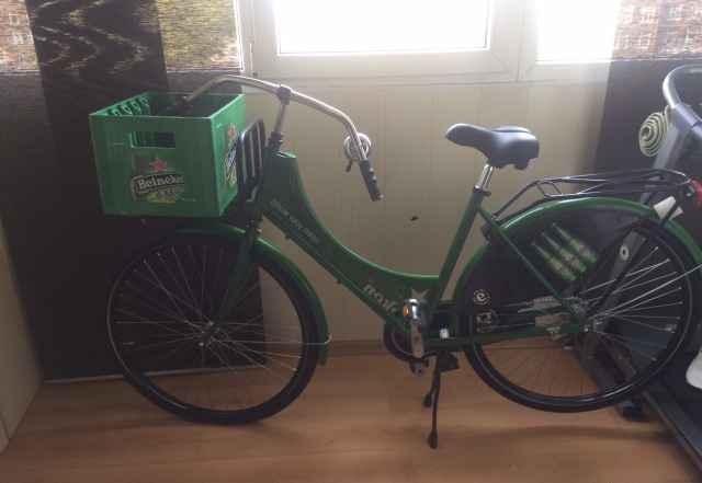 Велосипед Heineken Де Fietsfabriek