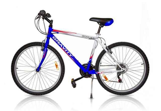 Велосипед gravity iroques 26 (размер рамы 18)
