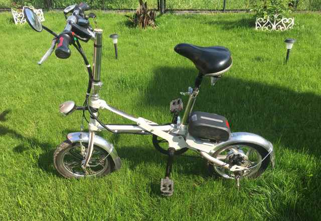 Электровелосипед yzld-14 - Фото #1