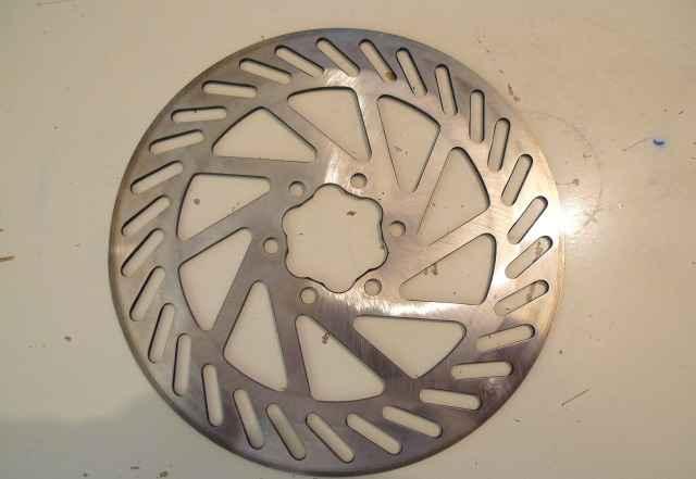 Ротор, тормозной диск, втулка передняя
