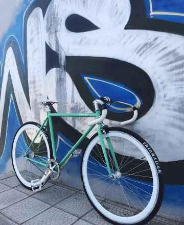 Велосипед Bear Байк. Руль Nitto B123AA, NJS и др