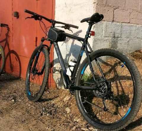 Горный велосипед Куб Analog 29 (2014) размер XXL