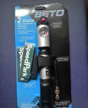 Велосипедный насос Beto MP-036