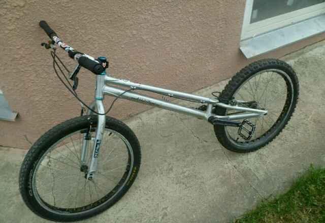 """Велосипед Эхо Trial 24"""" обмен"""