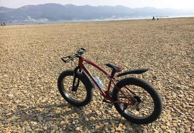 Велосипед Fatbike Love Freedom
