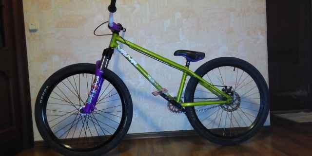 Велосипед Стрит/Дерт MTB(мтб)