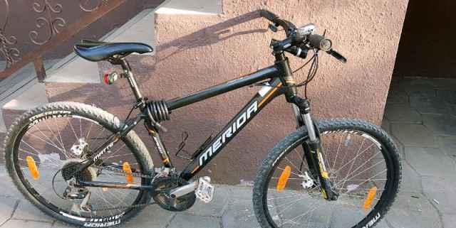 Велосипед Merida Matts 40md
