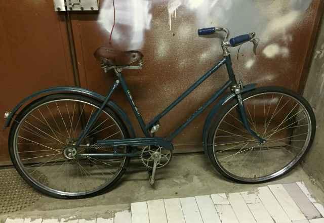 Велосипед женский пмз зиф